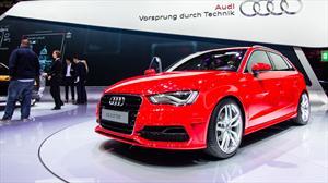 Audi A3 Sportback 2013 se presenta en el Salón de París