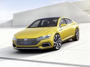 Volkswagen Sport Coupé Concept GTE se presenta