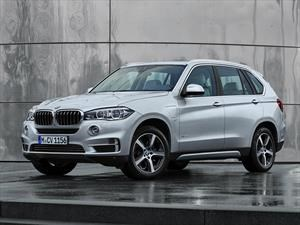 BMW X5 xDrive40e galardonado como Green SUV of the Year 2017