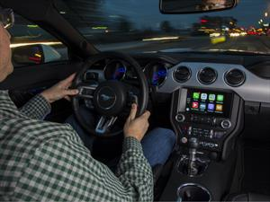 Ford SYNC, ahora con Android Auto y Apple CarPlay