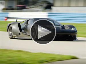 Así desarrollan el Ford GT que competirá en Le Mans 2016