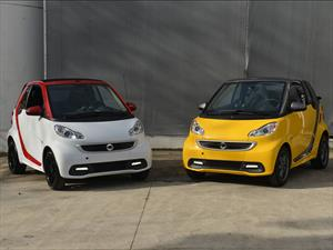 Smart ForTwo Passion Limited Edition, algo especial para la ciudad