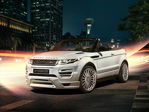 Range Rover Evoque Convertible por Hamann Motorsport debuta