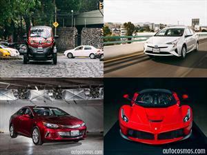 16 autos a los que no les afectan las modificaciones al Hoy no Circula