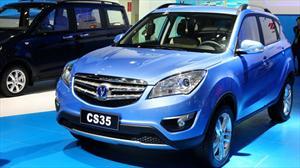 Changan CS35: Nace un nuevo SUV