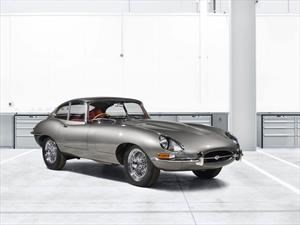 Jaguar venderá 10 E-Type perfectamente restaurados