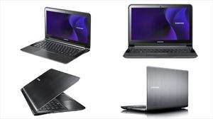 Samsung presenta su nueva línea Premium de laptops.