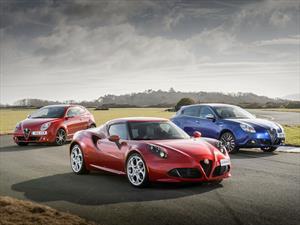 Alfa Romeo confirma 8 modelos nuevos para el 2018, incluido un SUV
