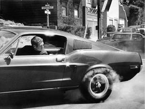 México: el destino del Mustang Fastback 1968 de Bullitt