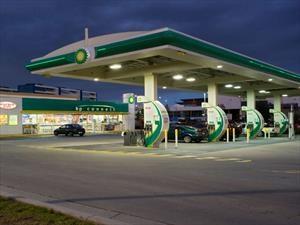 British Petroleum abre su primera gasolinera en México