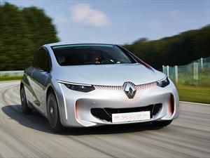 Renault EOLAB, sorpresa de la marca francesa