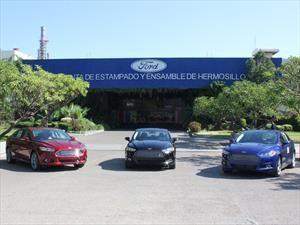 Planta de Ford en México cumple 30 años