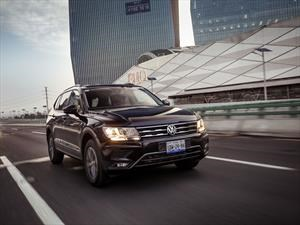 Primer contacto con el Volkswagen Tiguan 2018