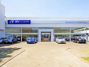 Nueva sucursal Hyundai de Automotores Gildemeister en Vicuña Mackenna