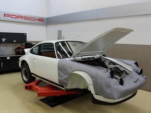 Porsche inaugura el primer centro de restauración de clásicos en América Latina