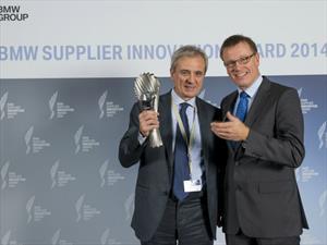 BMW reconoce a Pirelli por sus inovaciones