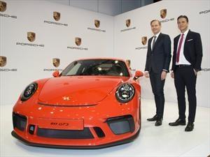Porsche se alista para la movilidad del futuro