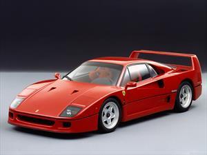 Subastan la Ferrari F40 de Rod Stewart