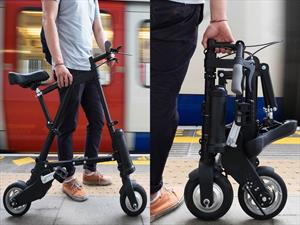A-Bike Electric, la bicicleta más pequeña del mundo