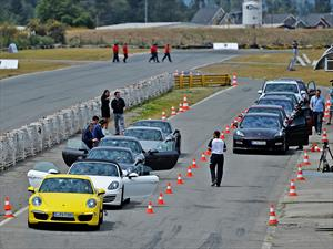 Porsche World RoadShow Chile 2013