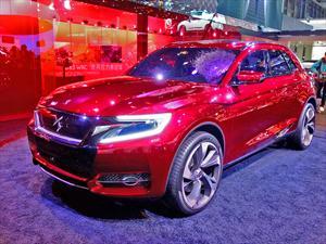 Citroën DS Wild Rubis: Estreno en el Salón de Shanghai