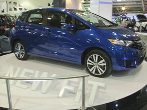 Honda Fit 2015, se presenta