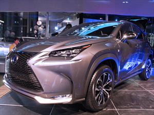 Lexus NX: Nueva serie ya está en Chile