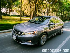 Honda Accord 2015 a prueba