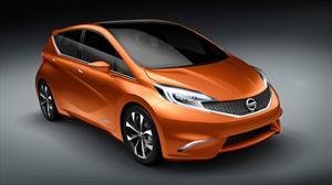 Nissan Invitation 2013 debuta en Ginebra