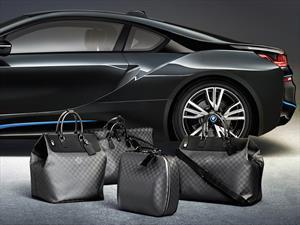 Maleta viajera Louis Vuitton a la medida del BMW i8