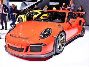 Porsche 911 GT3 RS 2016: Deportivo extremo