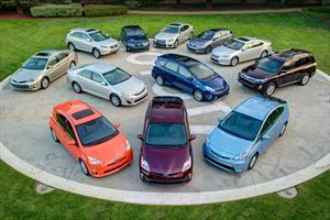 Toyota supera los 7 millones de autos verdes vendidos