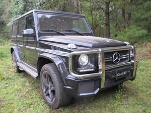 Conoce todos los detalles de la Mercedes-Benz Clase G 2015