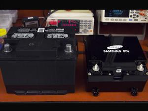 Ford y Samsung desarrollan la nueva generación de baterías