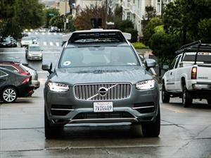 Uber sigue realizando pruebas de conducción autónoma