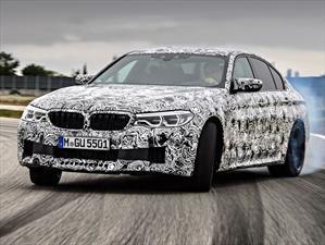 BMW M5 2018 tiene más poder y sistema de tracción total