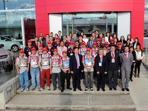 KIA Colombia tiene los mejores técnicos de servicio en Latinoamérica