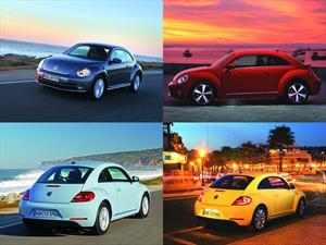 Volkswagen Beetle 2015 llega a Colombia desde $54'990.000