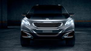 Peugeot Urban Crossover Concept en Beijing 2012