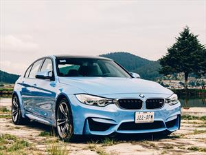 BMW M3 2016 a prueba