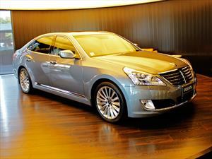 Hyundai Equus 2015: Llega a Chile el renovado sedán premium de la marca