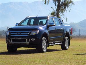 Manejamos la nueva Ford Ranger 2013 en Salta