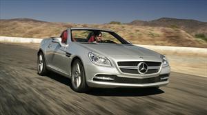 Mercedes-Benz SLK 350 CGI a prueba