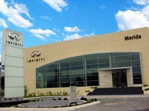 Infiniti inaugura una nueva agencia en Mérida