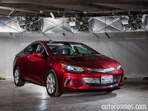 Chevrolet Volt 2016: Prueba de manejo