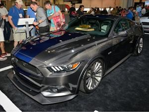 Ford Mustang nombrado el Hottest Coupe del SEMA Show 2016