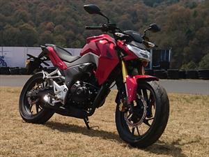 Honda CBR190R 2016 se presenta