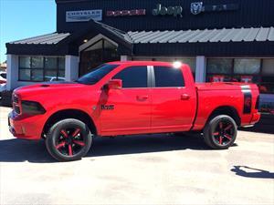 Ram 1500 Hellcat, pickup infernal