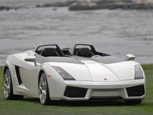 Lamborghini Concept S a subasta en Pebble Beach