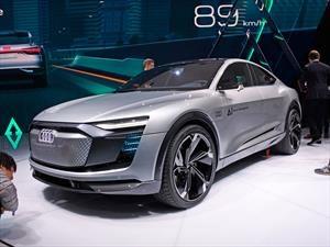 Audi Elaine Concept debuta
